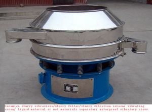 Slurry Vibrating Sieve for Liquid Material pictures & photos