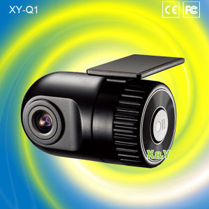 1080P HD Mini Recorder DVR Black Box Car Dash Camera Xy-Q1