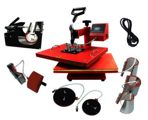 6 in 1 Combo Heat Press pictures & photos