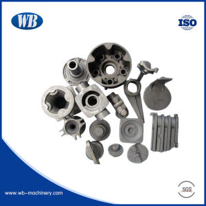 Custom Machine Parts with Casting and Machining (ISO9001)