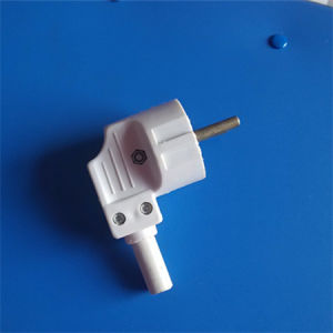 Two Round Pin Plug (RJ-0150) pictures & photos