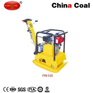 Stroke Concrete Asphalt Vibrating Tamping Plate Compactor for Sale pictures & photos
