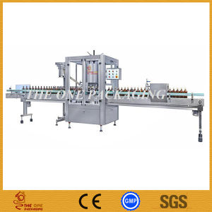 Automatic Rotary Metal Capper/in-Line Aluminium Capping Machine pictures & photos