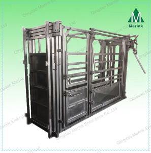 High Quanlity Cattle Crush/ Cattle Crate pictures & photos