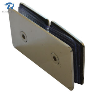 Square Partiting Hinge for Glass (RS1830)