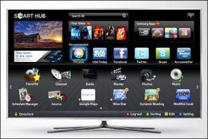 Smart TV KD-S5501