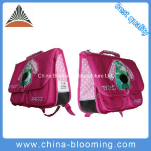 Children Fashion Woof Design School Student Backpack Bag pictures & photos