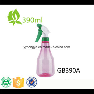 390ml Water Mist Spray Bottle with Trigger Pump pictures & photos