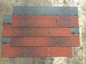 Mixed 3-Tab of Roofing Tile