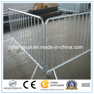 Outdoor Galvanized Road Traffic Crowd Contro Barrier pictures & photos
