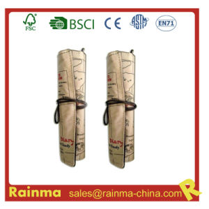 Roll up Canvas Pencil Bag for Promotion pictures & photos