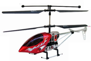 RC Toy: Larger Size 3 Channel RC Helicopter (Big, 8004)