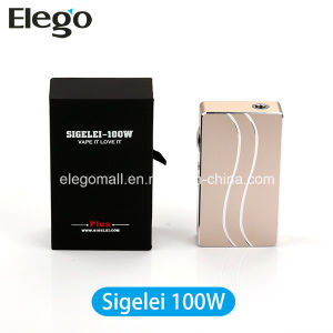 E Cigarette Sigelei 100W Mod (Plus) for Aspire Nautilus Mini pictures & photos