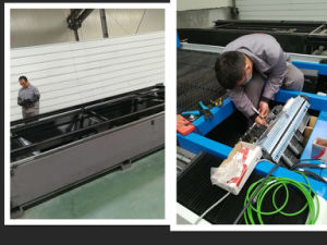 500W Fiber Laser Cutting Machine pictures & photos