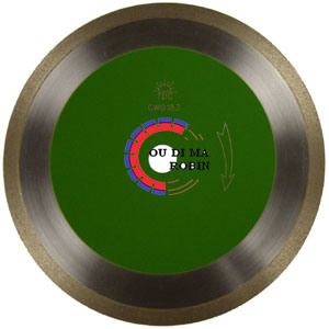 Diamond Glass Tile Blade for a Clean and Fast Cutting Solution pictures & photos