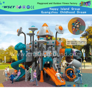 New Style Park Equipment Outdoor Playground Slide Combination (HC-8801) pictures & photos
