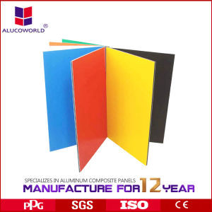 Alucoworld China Supplier Aluminum Plastic Composite Panel pictures & photos