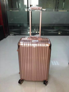 ABS Classic Luggage Case with Aluminum Alloyed Frame pictures & photos