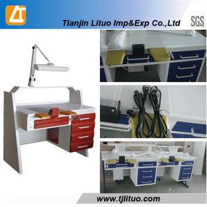 Dental Lab Equipment Workstationdental Lab Bench Dental Stool pictures & photos
