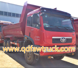Hot Sale FAW Heavy Duty Sand Dump Truck pictures & photos