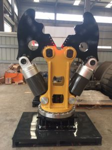 Excavator Hydraulic Cutter Made in China Factory pictures & photos