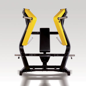 Wide Chest Press /Tz-6060/Hammer Strength Gym Equipment /Body Building Plate Loaded Fitness Machine/Factory Directly Sale pictures & photos