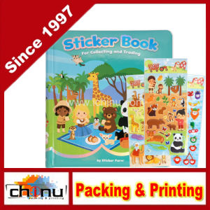 Original Sticker Book for Collecting and Trading Stickers (440023) pictures & photos