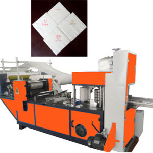 230mm Serviette Tissues Folding Making Equipment pictures & photos
