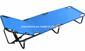 Foldable Outdoor Camp Bed (XY-207B2) pictures & photos