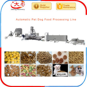 China Factory Pet Dog Food Machine pictures & photos
