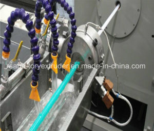 Plastic PVC Fiber Reinforced Shower Hose/Pipe Making Machine pictures & photos