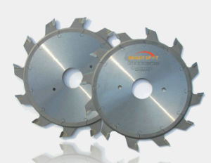 Adjustable Scoring Tct Saw Blade pictures & photos