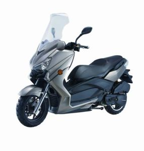 X Max T-8 125-250cc Scooter