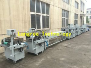 PVC Edge Banding Printer High Glossy Wood Grain PVC Edge Banding Machine pictures & photos