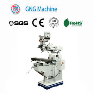 High Precision Universal Milling Machine pictures & photos