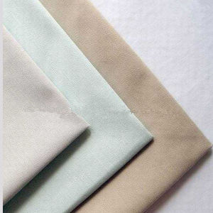 Popular T/R Series Plain Fabric pictures & photos