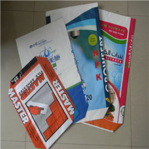 BOPP Laminated Bag for Packing Rice Flour Corn Sugar pictures & photos