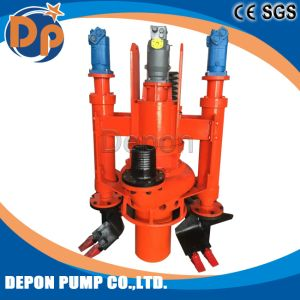 Heavy Duty Tailing Transport Submersible Slurry Pump pictures & photos