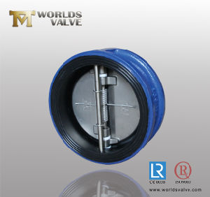 Rubber Coated Check Valve with Ss316 Disc (H77X-10/16)