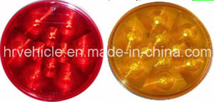 4′′ LED Tail Stop Light in Round Shape pictures & photos