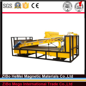 High Gradient Plate-Type Magnetic Separator Wet Method Mineral Machinery pictures & photos