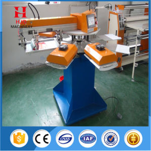 Automatic Garment Rotary Silk Screen Printing Machine pictures & photos