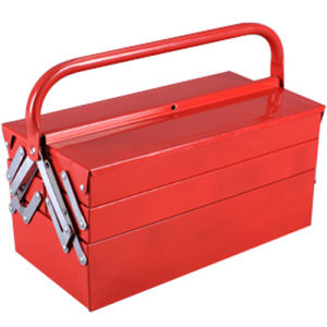 Powder Coated Metal Tool Box (WTTB601D) pictures & photos