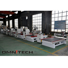 CNC Router with Double-Spindle for Woodworking--Omni 2043 pictures & photos
