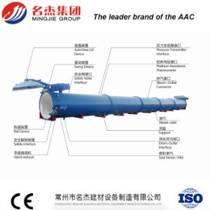 High Steam Pressure AAC Autoclave AAC Sand Lime Block Making Machine pictures & photos