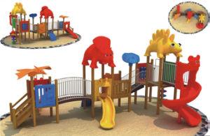 Kids Cartoon Playground Equipment (ZY-1613)