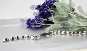 Health Care Carbon Fiber Titanium Energy Magnetic Bracelet pictures & photos
