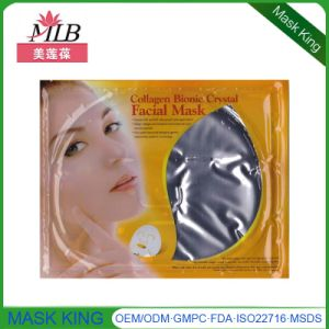 Hot New Cosmetic Products Manufacturers Gel Collagen Facial Mask pictures & photos