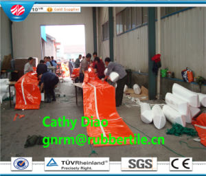 China Factory Supply PVC Oil Boom, Oil Absorbent Boom, PVC Booms Inflatable Oil Boom pictures & photos