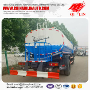 13000 Liters Water Spraying Tank Truck with Shower pictures & photos